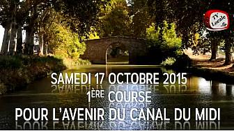 Canal du Midi : La Course Nautique du 17 octobre 2015