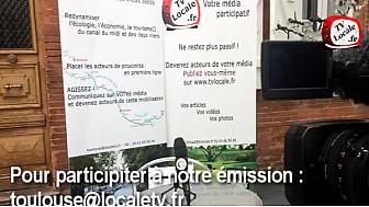 Les Rendez-vous Economiques @TvLocale_fr : Francis SANCHEZ de la SAS Canoé 31 @TvLocale_fr
