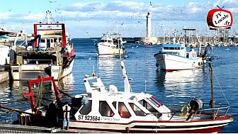 Sète, le Port méditerranéen de #Toulouse @ThonRougeLigne  #SATHOAN #ToulouseaufildelO